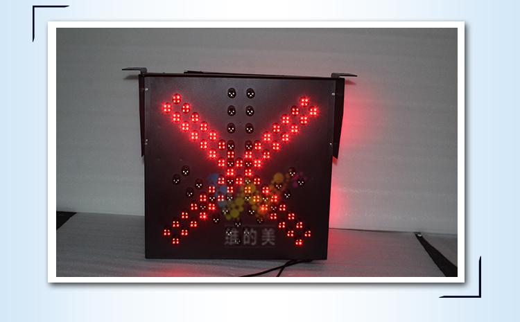 600型吊裝紅叉綠箭雨棚燈-(維的美)詳情頁_08